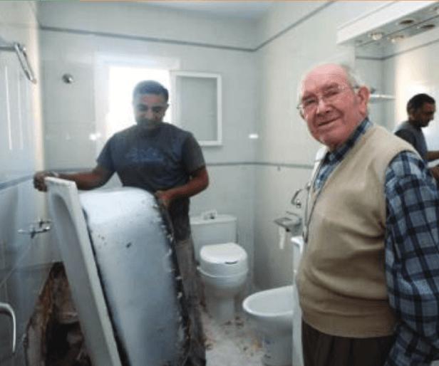 1 - Projeto une idosos que precisam de companhia a jovens que precisam de um lar