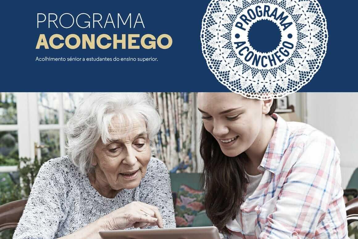 3 - Projeto une idosos que precisam de companhia a jovens que precisam de um lar
