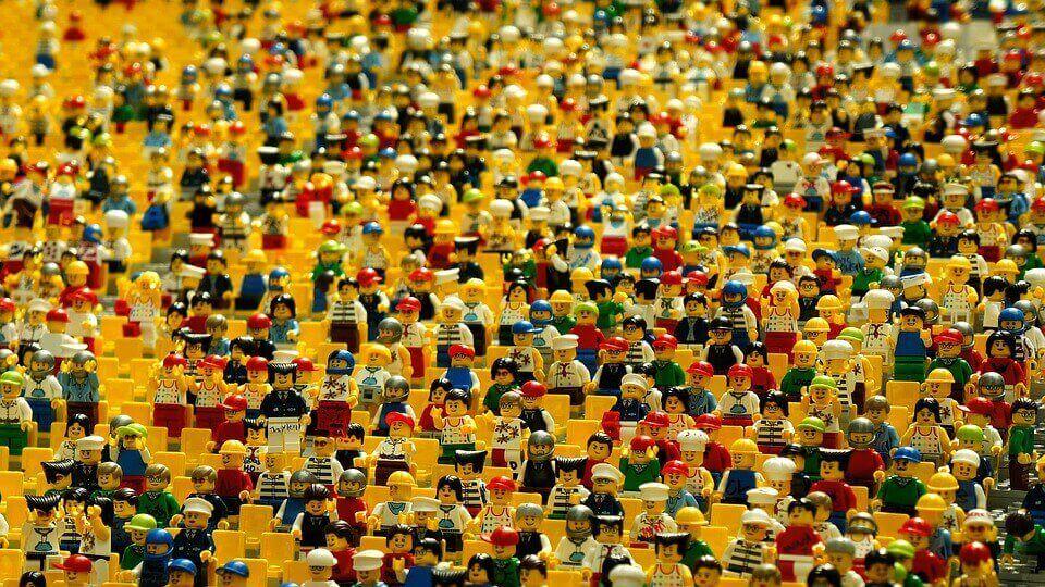 Lego 3 - Você sabe quais são os benefícios psicológicos do LEGO?