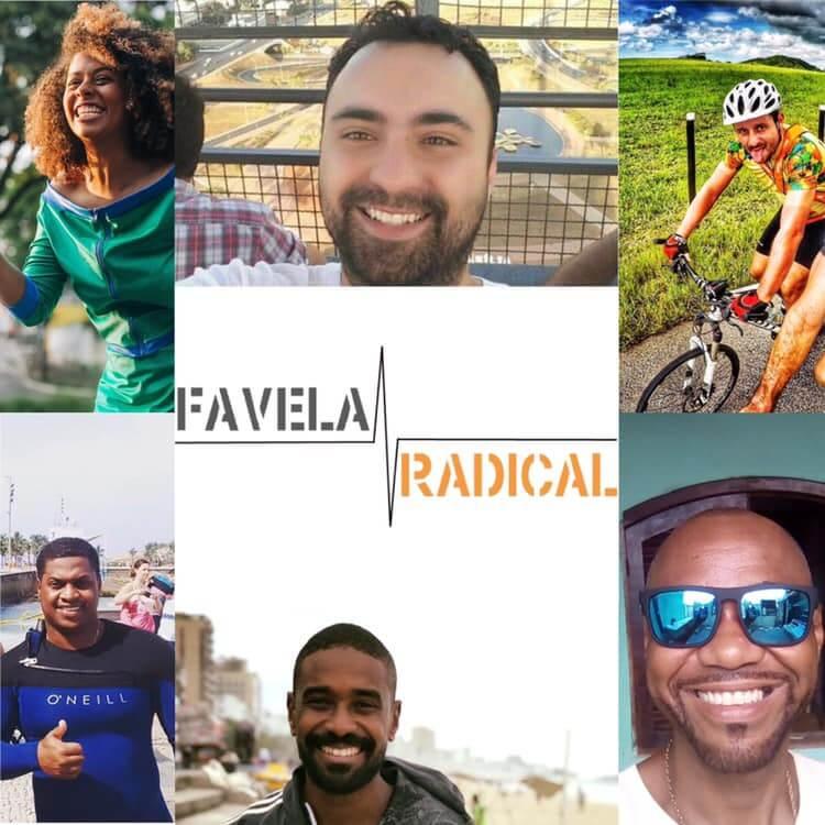 favelA - EX-PRESIDIÁRIO CRIA PROJETO FAVELA RADICAL PARA AJUDAR CRIANÇAS DE COMUNIDADE CARENTE DO RIO DE JANEIRO