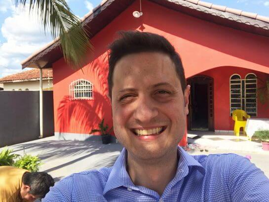 Dna Elza 1 - Advogado arrecadou R$ 117 mil e construiu um bela casa para doadora de RO que salvou sua vida