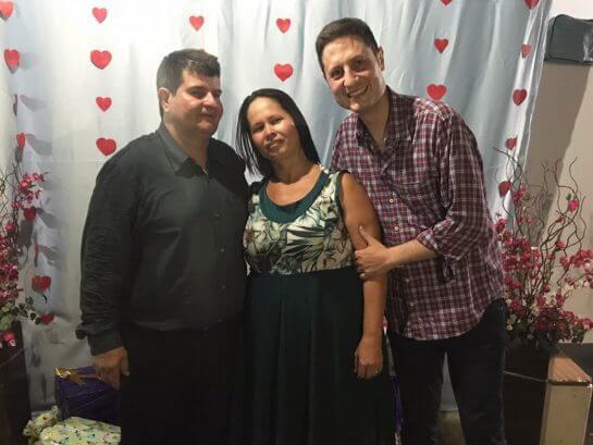 Dna Elza 7 - Advogado arrecadou R$ 117 mil e construiu um bela casa para doadora de RO que salvou sua vida