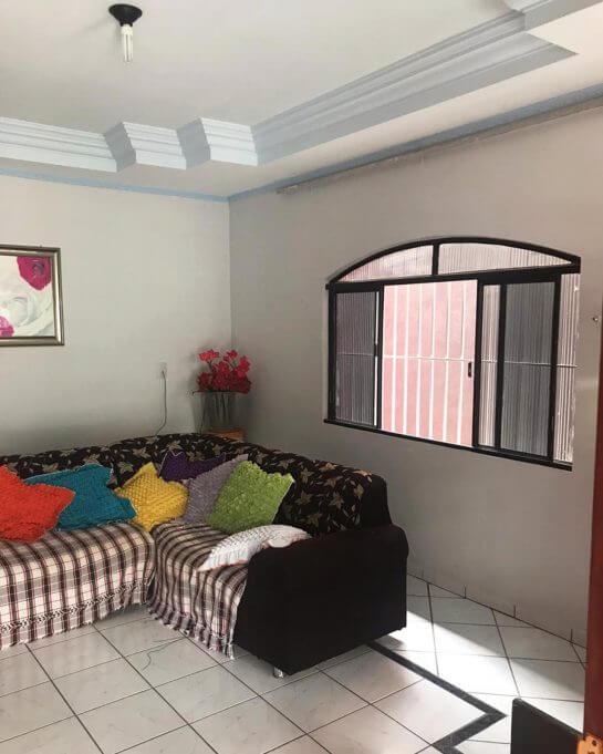 Dna Elza 9 - Advogado arrecadou R$ 117 mil e construiu um bela casa para doadora de RO que salvou sua vida