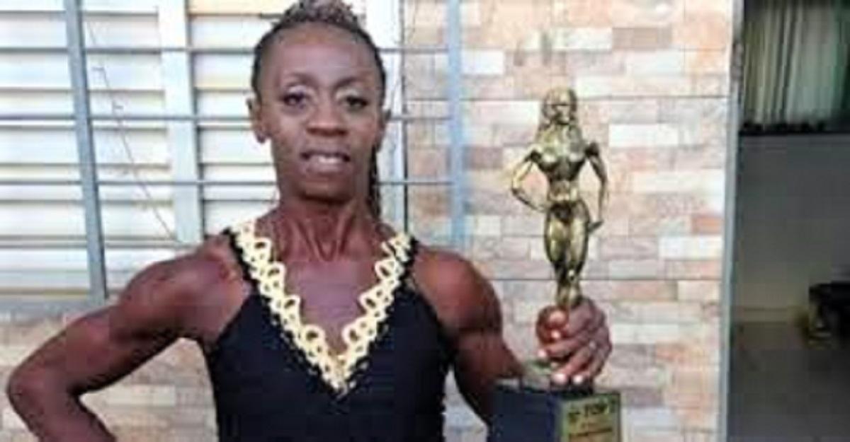 Cristiane - Diarista aos 50 anos venceu o câncer e ainda encontrou forças para ser campeã de fisiculturismo