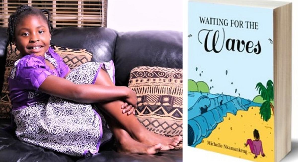 Michele Nkamankeng 1 - Aos 7 anos de idade ela passou a integrar a lista dos melhores escritores do mundo