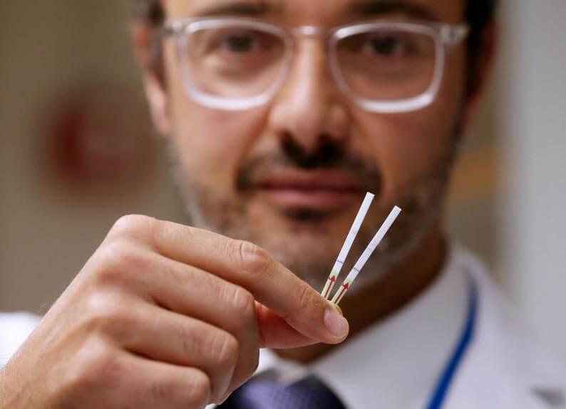 WhatsApp Image 2019 11 12 at 19.27.21 1 - Médico curitibano criou exame inovador que detecta a rejeição ou infecção de um rim transplantado.