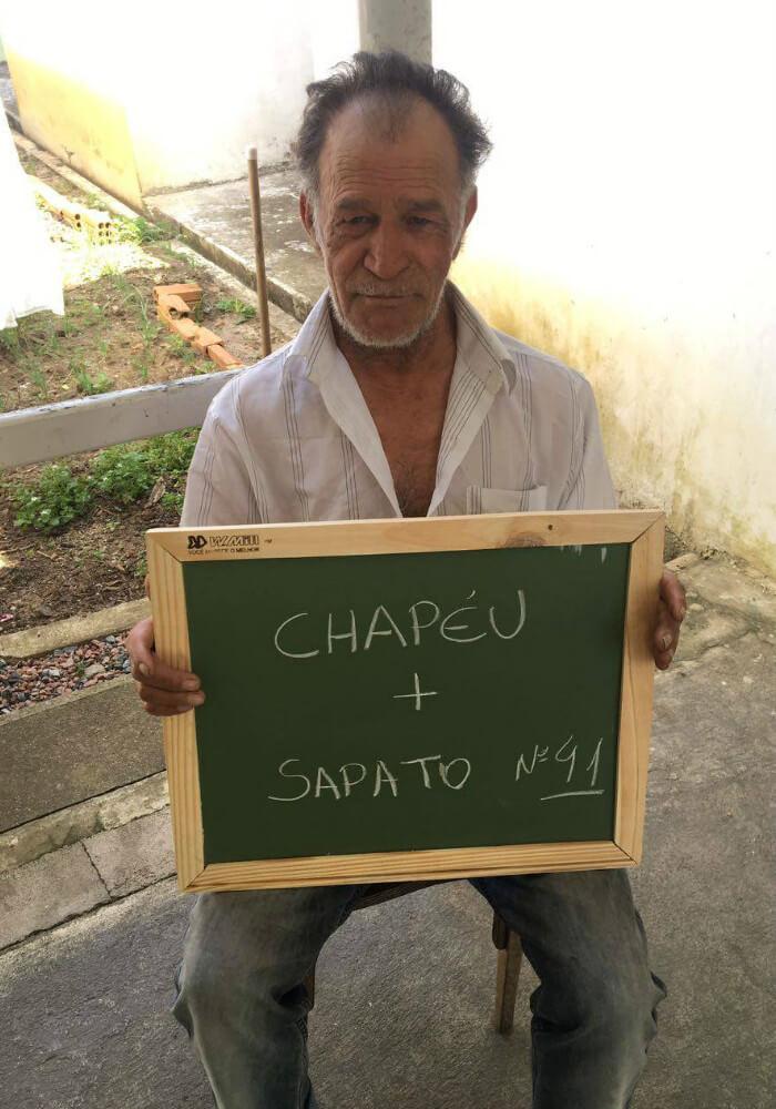asilo1 - Idosos de um asilo no Paraná comovem a internet com pedidos simples e motivam muitas pessoas