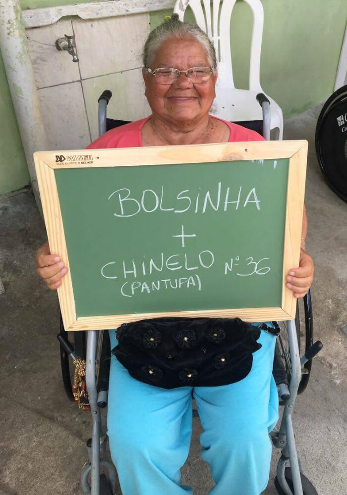 asilo19 - Idosos de um asilo no Paraná comovem a internet com pedidos simples e motivam muitas pessoas