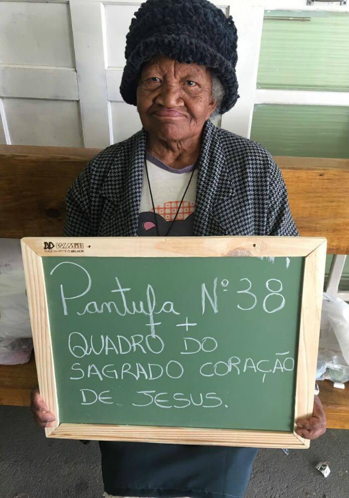 asilo6 - Idosos de um asilo no Paraná comovem a internet com pedidos simples e motivam muitas pessoas
