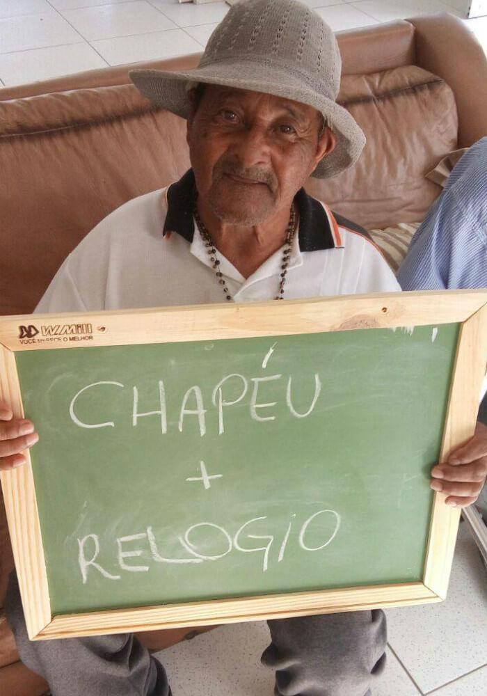 asilo9 - Idosos de um asilo no Paraná comovem a internet com pedidos simples e motivam muitas pessoas