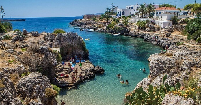 lha grega de Antikytheraa - Ilha grega está à procura de novos habitantes: e disponibiliza salário e casa para toda a família
