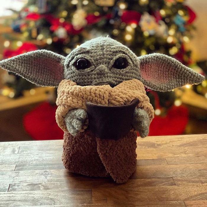 """2 - Veja esta arte em crochê """"bebê Amigurumi"""" que você mesmo pode fazer"""