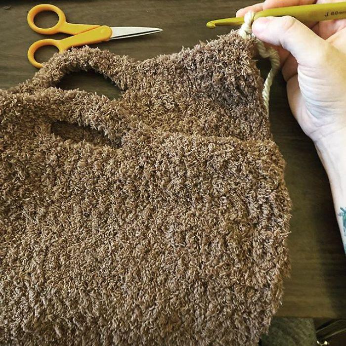"""5 - Veja esta arte em crochê """"bebê Amigurumi"""" que você mesmo pode fazer"""
