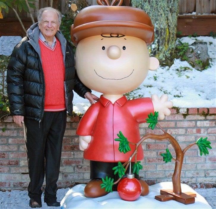 Charle 2 - Faleceu neste Natal o produtor de 'Charlie Brown'. Gratidão por ter feito a nossa infância mais feliz