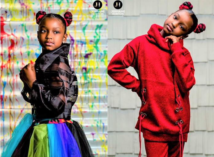 Jermaine Horton 1 - Menina de 8 anos é proibida de participar das fotos da escola e um fotógrafo lhe dá de presente um ensaio exclusivo