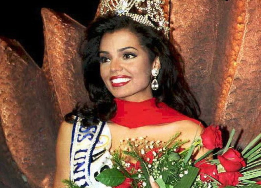 chelsi - Somente 5 mulheres negras foram premiadas no concurso miss universo