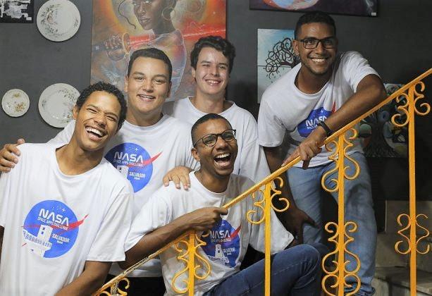2 11 - Estudantes baianos venceram torneio da NASA, superando 83 países!