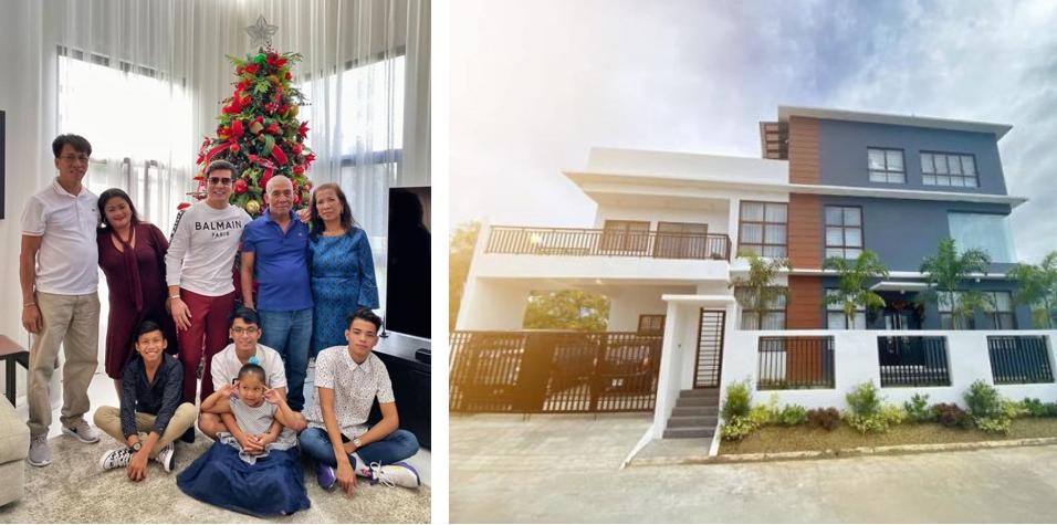 8 - Filho adotivo retribui pais pobres que o adotaram com uma casa e vida dos sonhos
