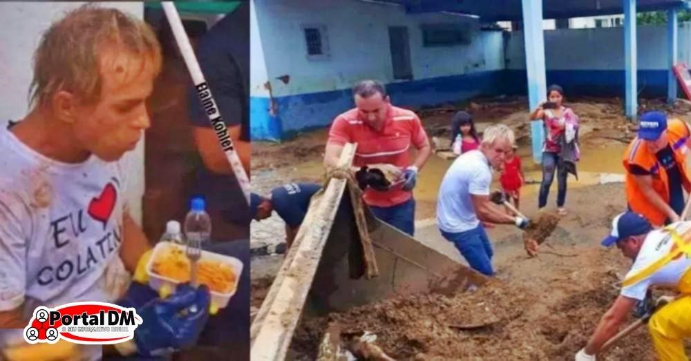 934f0000b869be408308add874ca8142 - Prefeito de Colatina viajou 200 km até Iconha (ES) para socorrer moradores vítimas das enchentes