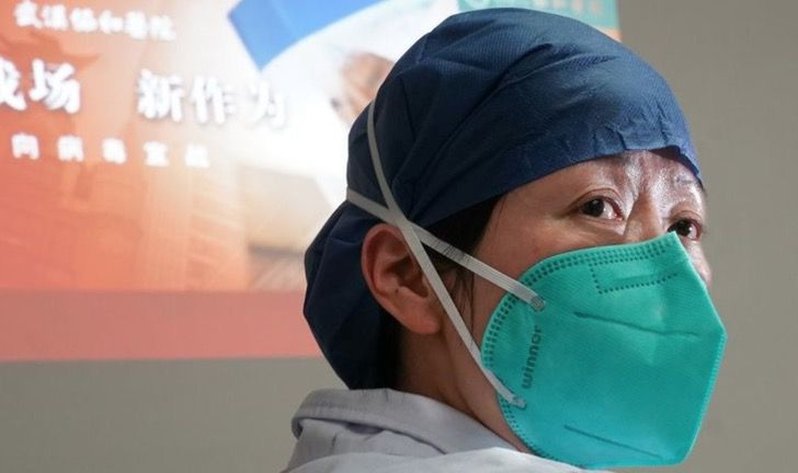 1 - Já foi inaugurado na China hospital para tratar infectados por coronavírus.