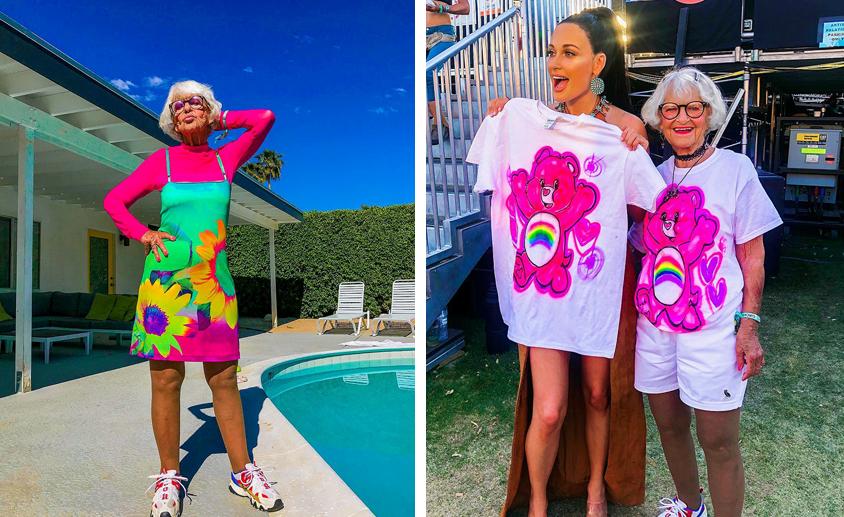 12 - Conheça a vovó de 92 anos que prova a todos que nunca é tarde para ter estilo