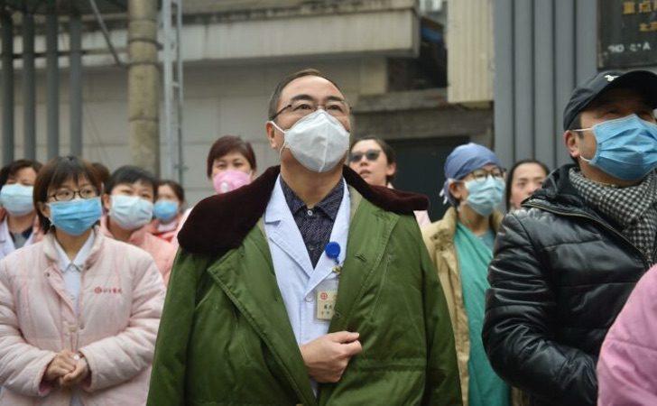 2 - Já foi inaugurado na China hospital para tratar infectados por coronavírus.