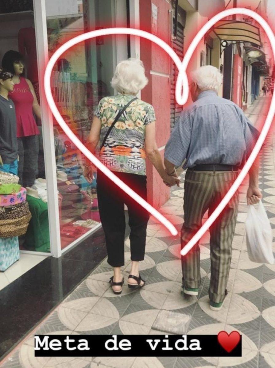 "whatsapp image 2020 02 11 at 10.48.04 scaled - Casal comemora 75 anos de casamento e se acham ""jovens para o amor"""