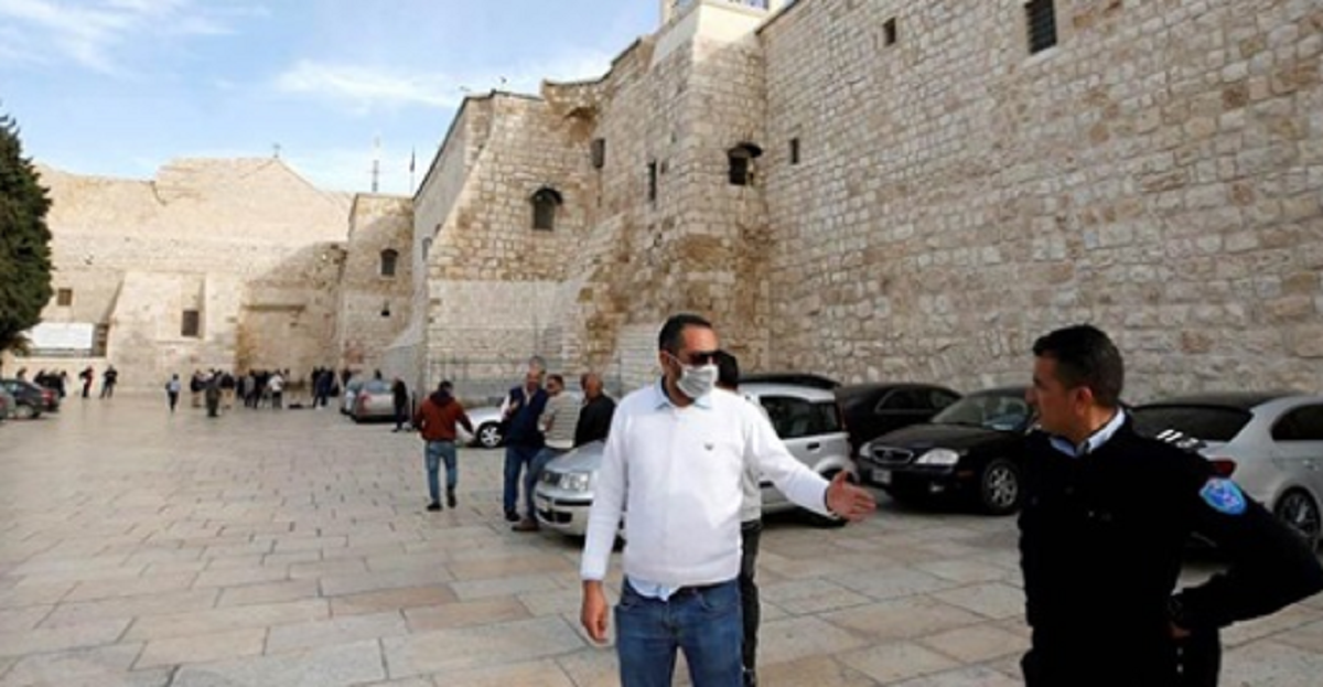 "Israelenses e Palestinos - Coronavírus ""apazígua"" palestinos e israelenses: a saúde é a grande prioridade"