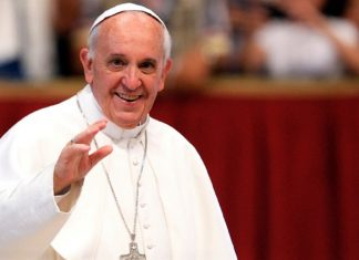 Papa Francisco 324x235 - Início