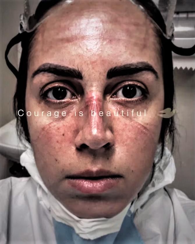 Captura de Tela 104 - Campanha da Dove homenageia a coragem dos profissionais da saúde e doa R$ 1 milhão em produtos