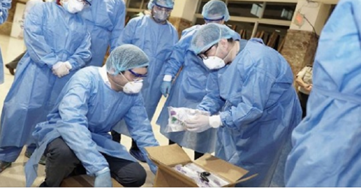 Captura de Tela 53 - Boa Notícia! Empresa israelense LIBEROU patentes de respirador em gesto de GENEROSIDADE ao mundo