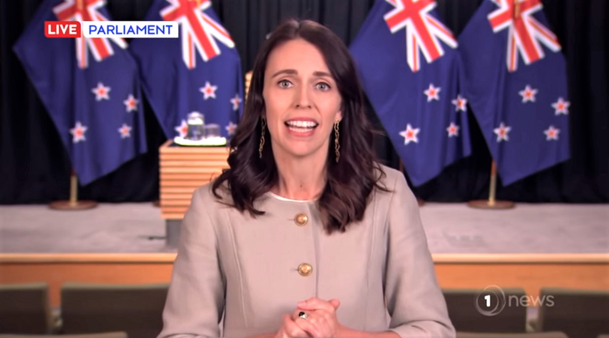 Captura de Tela 84 - Primeira-ministra da Nova Zelândia diz que conseguiu vencer e controlar a Covid-19