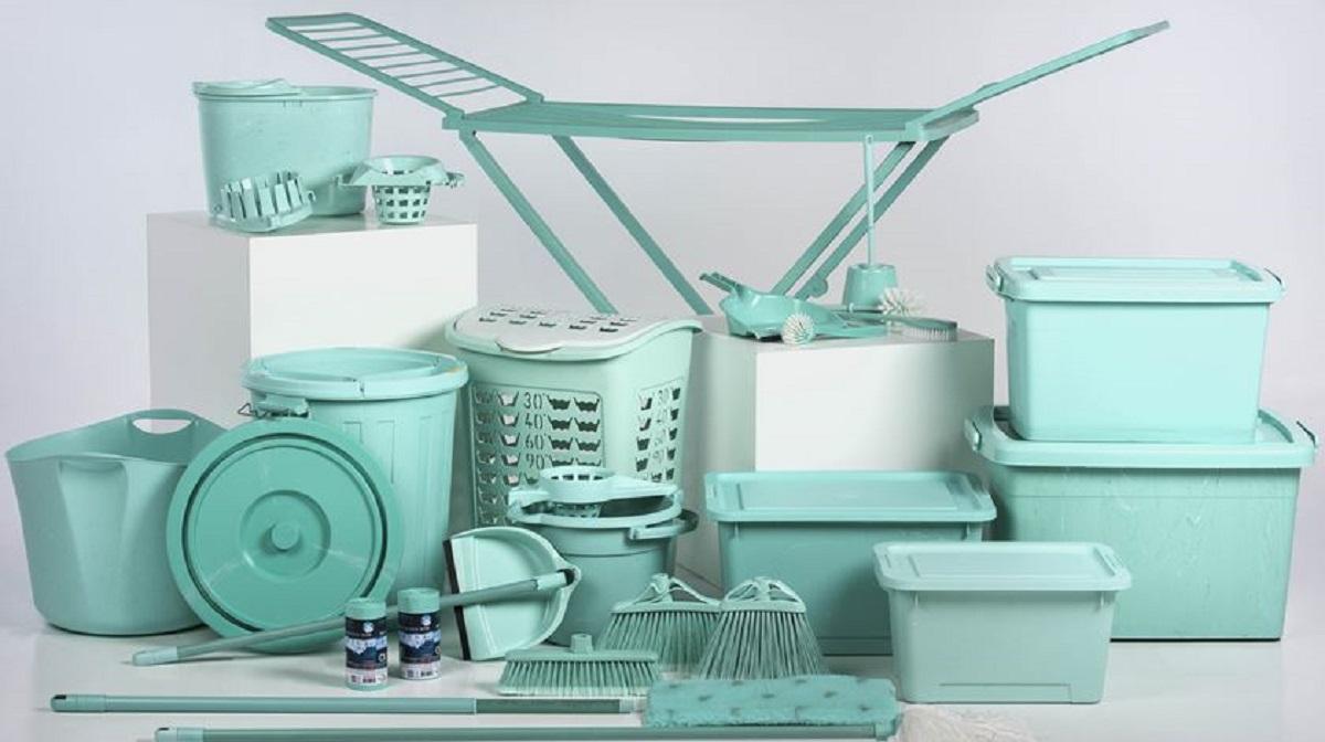 fapil ocean produtos 133423c7e base - Empresa recicla lixo retirado do mar e o transforma em baldes, vassouras e potes domésticos