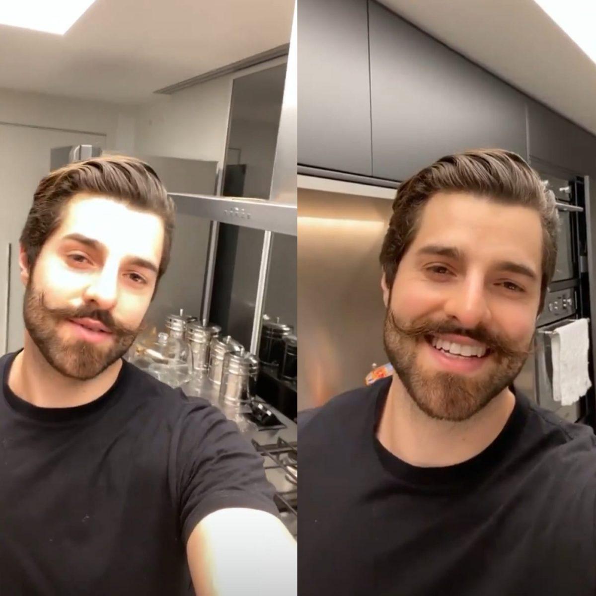 """whatsapp image 2020 04 25 at 20.01.43 scaled - DJ Alok revela que se dedica à culinária na quarentena: """"Troquei os botões da picape pelos do fogão"""""""