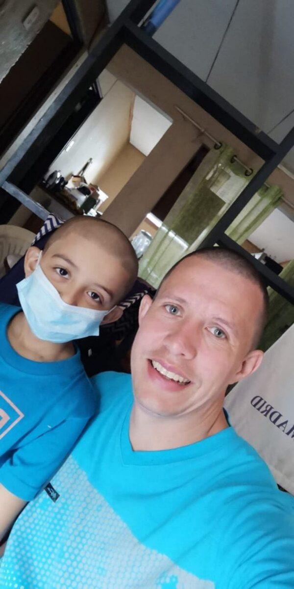 """3 3 scaled - """"Hoje é minha última quimioterapia"""": criança venceu o câncer e comemorou com frase no carro!"""