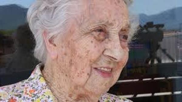 download - María Branyas viu duas guerras mundiais e agora, aos 113 anos, derrotou o coronavírus