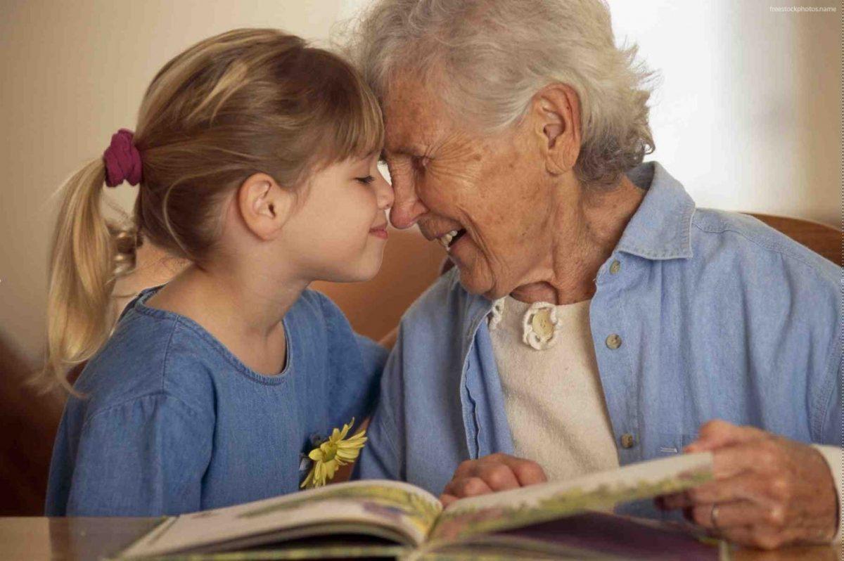 vové e a neta uma conexão de amor scaled - O amor pelos filhos é uma maravilha, mas pelos netos é duplamente maravilhoso