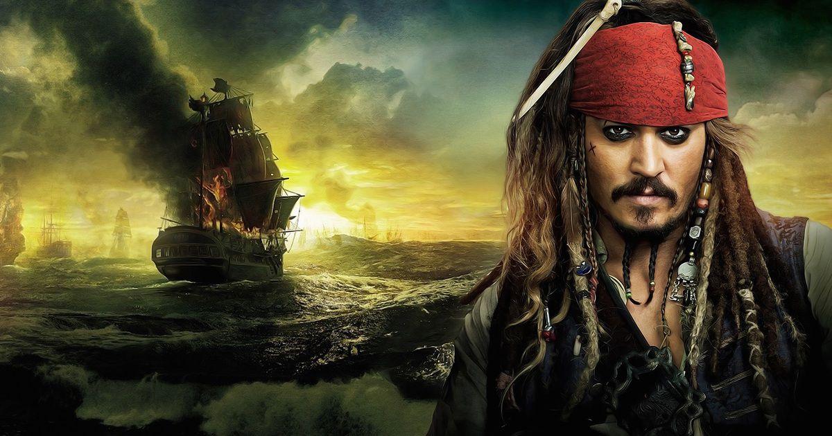 Jack Sparrow - Johnny Depp visita virtualmente crianças internadas em hospital fantasiado de Jack Sparrow.