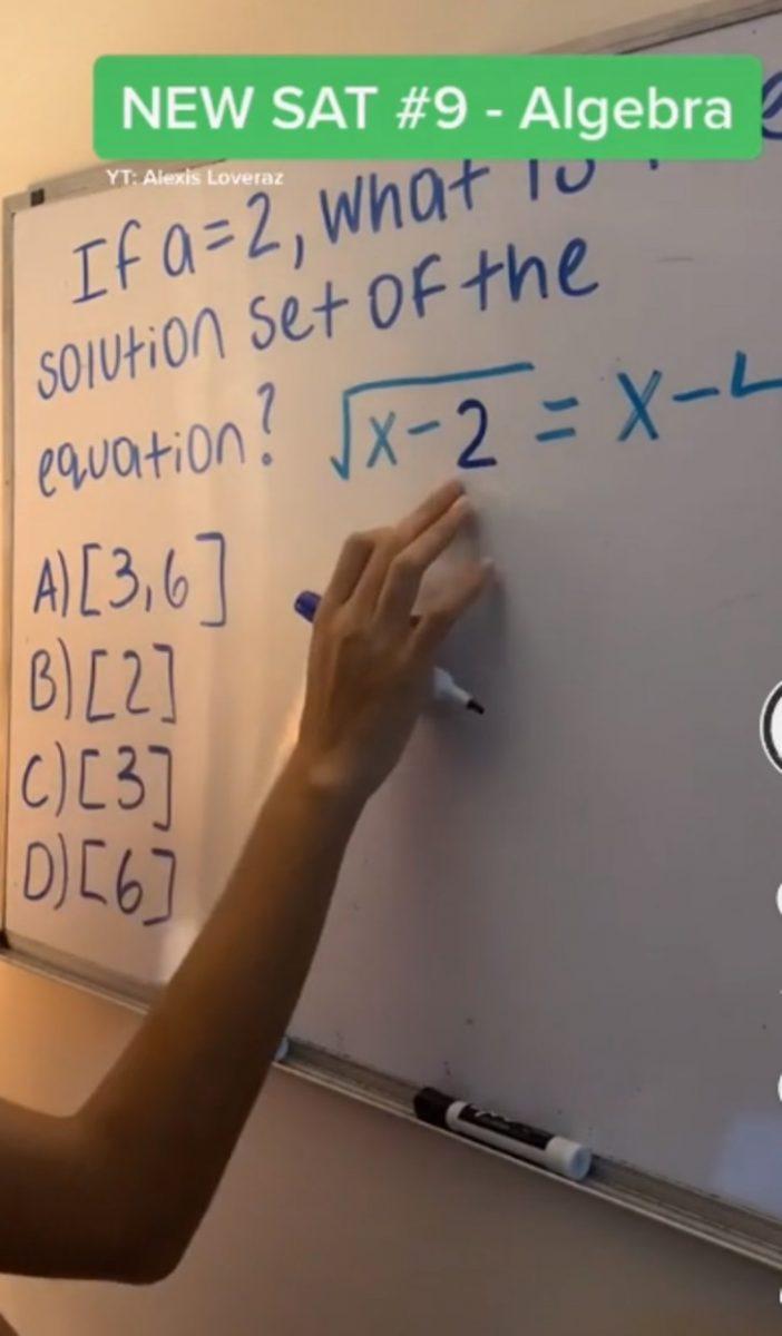 clases scaled - Jovem viralizou na internet dando aulas de álgebra. Educar milhares em quarentena