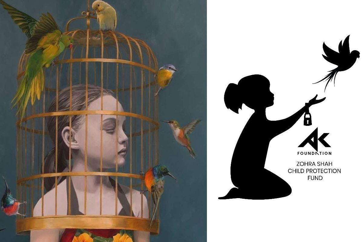 zhora pakitan 1 - O mundo chora por Zohra: empregada doméstica de 8 anos cuja vida foi tirada após inocentemente libertar dois papagaios