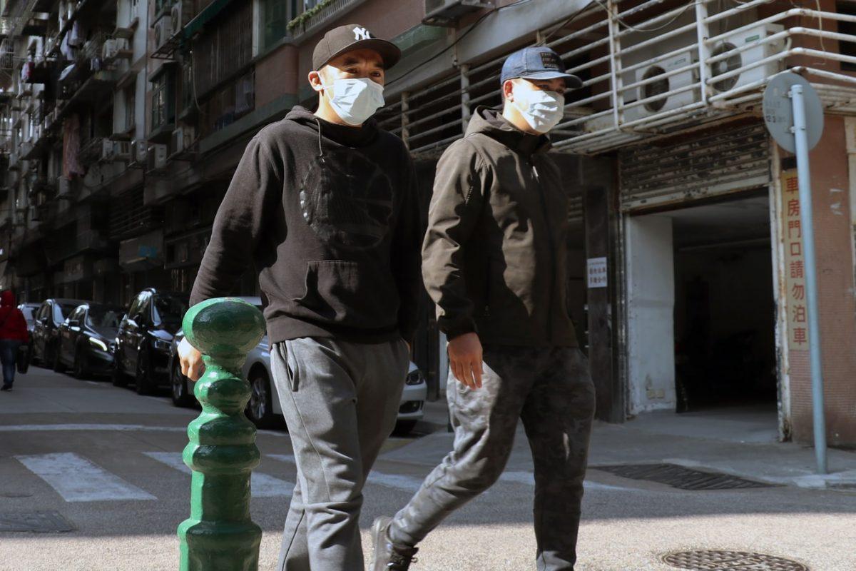 1 Agência de Fotografia de Macau scaled - Usar máscaras durante a pandemia é um sinal de respeito mútuo. É como dizer: todo mundo importa