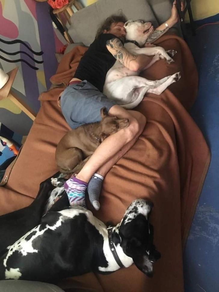 6 - Boa viagem, Pablo: Ele pulou em um poço de enxofre para salvar seu cachorro e queimou 70% de seu corpo.