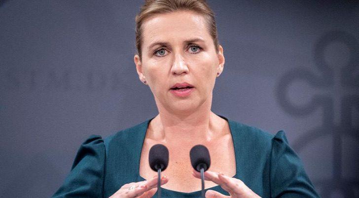"""Mette Frederiksen Reuters - A Dinamarca planeja uma aposentadoria """"precoce"""" para empregos mais exigentes fisicamente. Felicidade é importante"""