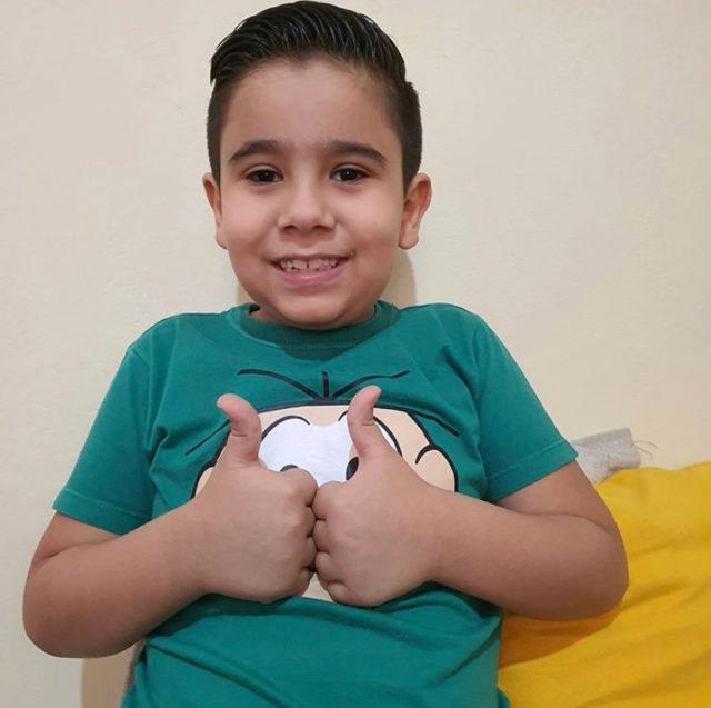 menino autista - Mauricio de Sousa participa de Aula Online de uma escola pública e emociona menino autista