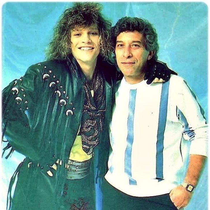 3 2 - Jon Bon Jovi surpreende com seu físico tonificado. Ele fez uma pausa em suas excursões e instituições de caridade