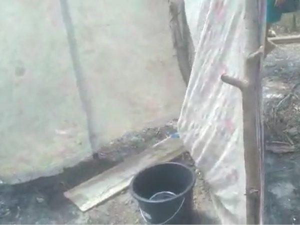 vitoria casa4 e1600831773905 - Menina sonha em ter geladeira para poder beber água gelada.