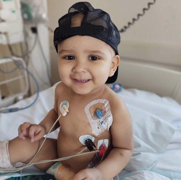 Captura de Pantalla 2020 10 02 a las 09.07.33 - O sorriso de quem venceu a leucemia e a COVID-19