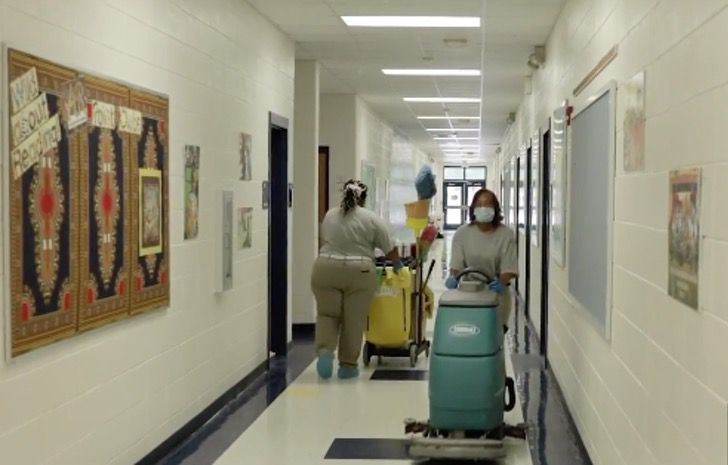 Captura de Pantalla 2020 10 13 a las 16.06.54 - Uma enfermeira que começou como zeladora no hospital. Foram 10 anos de muita luta mas venci.