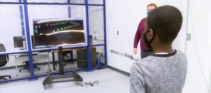 Captura de Pantalla 2020 10 13 a las 17.36.27 - Caleb Anderson: O garoto gênio que entrou na faculdade aos 12 anos.