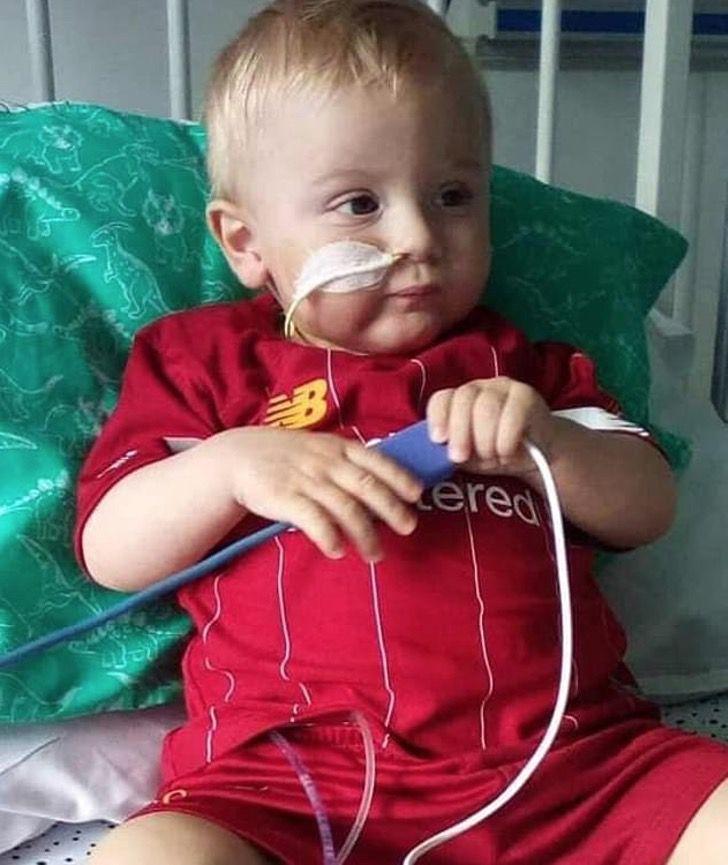Captura de Pantalla 2020 10 14 a las 10.43.11 - Reign Miller encontra um doador de medula dias após seu primeiro aniversário